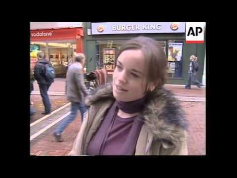 VOICE:Ireland prepares for Nice Treaty referendum