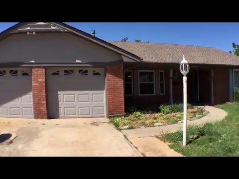 Home for Rent in Oklahoma City 4BR/2.5BA by Property Managem
