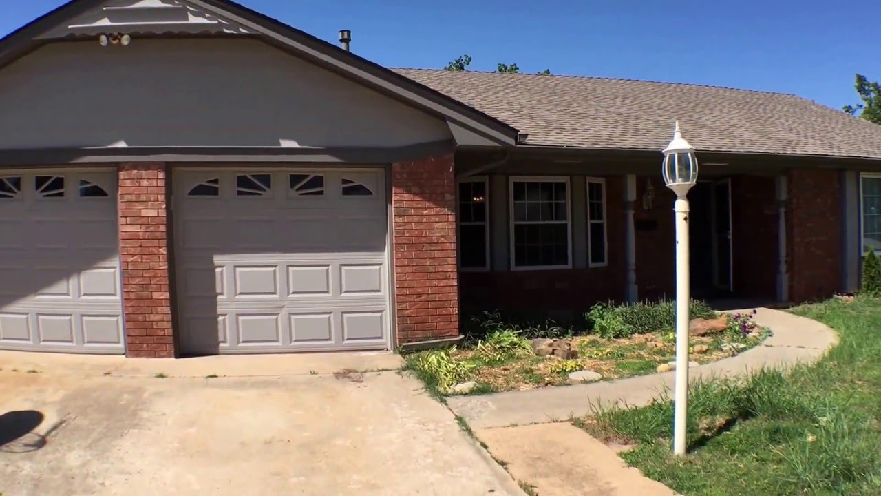 Home For Rent In Oklahoma City 4BR/2.5BA By Property Management In Oklahoma  City Oklahoma