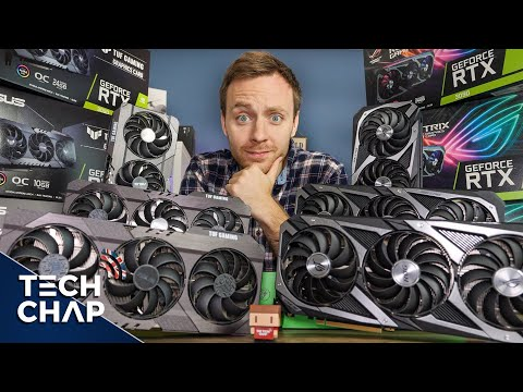 Nvidia RTX 3070 vs 3080 vs 3090 Buying Guide! l The Tech Chap