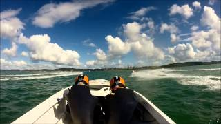 New Zealand Offshore Powerboat Racing - Paihia 2015