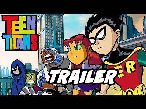 Teen Titans Season 6 Trailer - Teen Titans Go vs Teen Titans and Post Credit Scene Breakdown