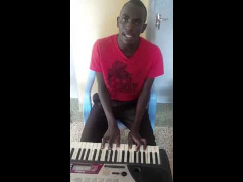 On Fire for Jesus Abel chungu izohtall cover