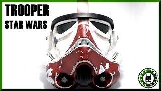 Реплика шлема штурмовика / Incinerator Trooper Helmet Efx Collectibles (Rus Rew)