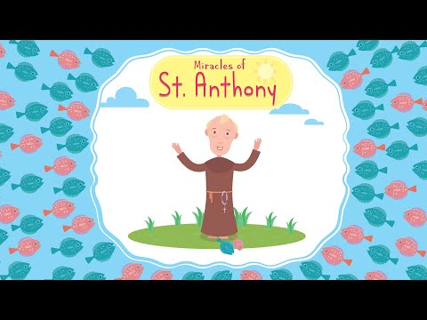Sermon To The Fish | Miracles Of Saint Anthony