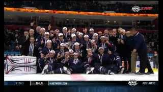 World Junior Championships Gold Medal Game Highlights, USA vs. Sweden