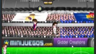 Head action soccer, el clásico