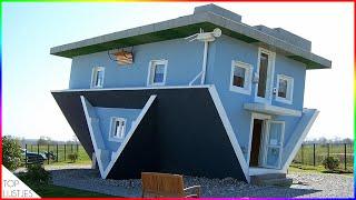 TOP 10 STRANGEST HOUSES! 🏠