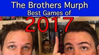 Top 10 New Games of 2017