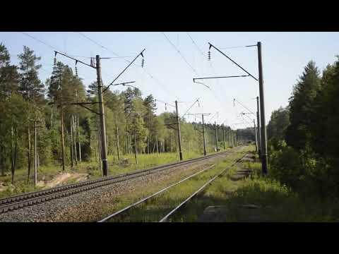 Экстренное торможение поезда.открой описание под этим видео
