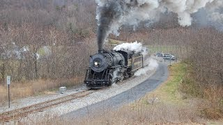 Western Maryland 734: Mountain Thunder in the Alleghenies