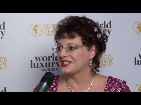 Dr  Margit Gabriele Muller, Director, Abu Dhabi Falcon Hospital