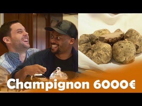 Champignon 4€ VS 6000€ avec Jérémie Dethelot