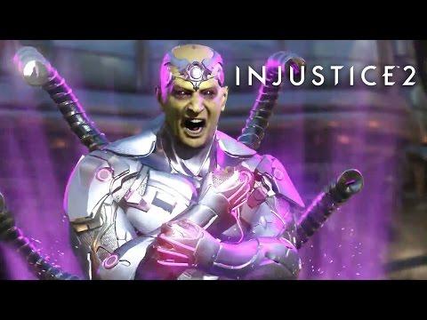 Injustice 2 - Brainiac Reveal Trailer