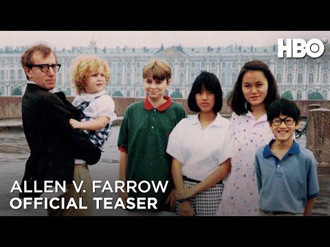 Allen v. Farrow: Official Teaser   HBO