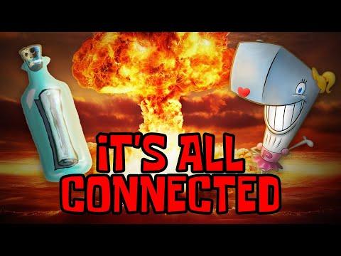 SPONGEBOB CONSPIRACY #4: The Evolution Theory