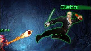 Oleboi 2 - Classic WoW Paladin (Light's Hope)