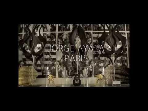 Jorge Ayala Exhibition X Espace Habitat 1964, June - July 2015 ...
