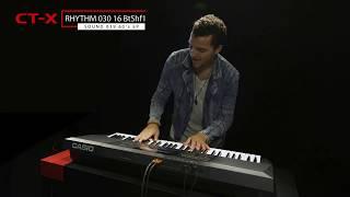 CASIO CT-X5000 sound and rhythm demo