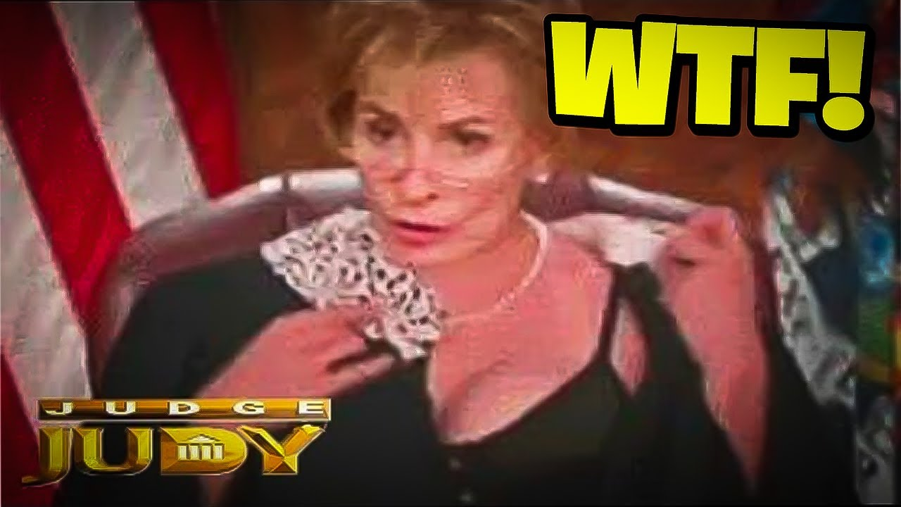 Download Unbelievable Moments On Judge Judy YOU WON'T BELIEVE!