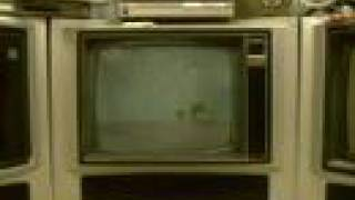 1985 Zenith Advanced System 3 console television