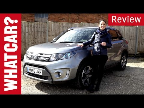 2017 Suzuki Vitara review | What Car?