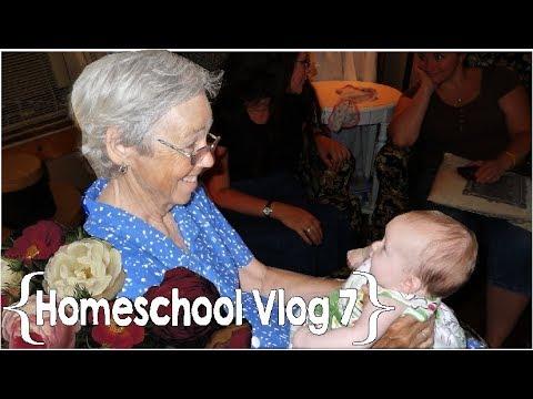 Remembering Grandma Jane ║ Hang Out with This Homeschool Mom of 8 │ School Week 7