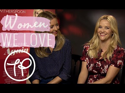 Reese Witherspoon, Nancy Meyers & Hallie MeyersShyer  6 Minutes with The Pool  Women We Love