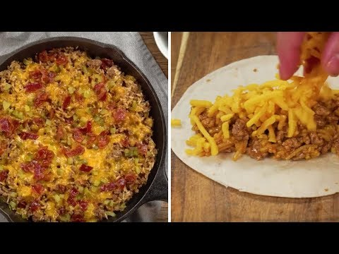 Fast N' Easy Ground Beef Recipes
