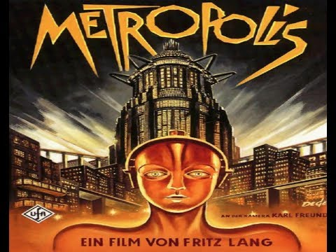 Metropolis Full Version Remastered and Color Touched