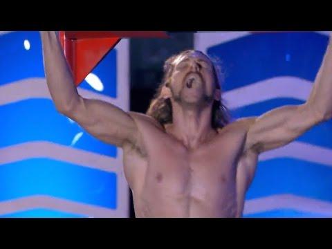 'American Ninja Warrior' Crowns First Winner In 7 Season - See Him Beat The Course