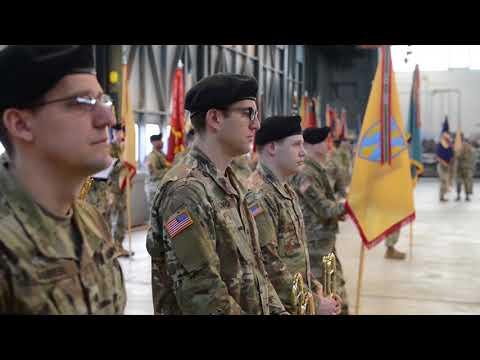 DFN: US Army Europe CSM Relinquishment Ceremony Feb 2018, CSM Sheryl D. Lyons WIESBADEN, 02.21.2018