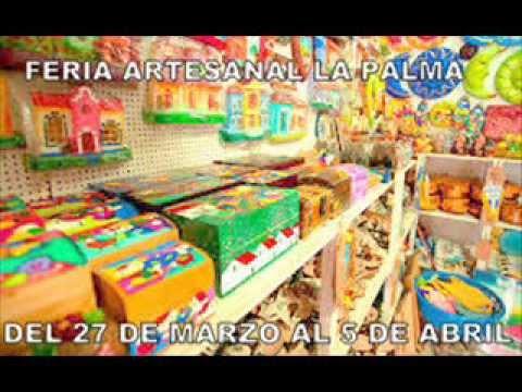 Feria tradicional de artesanias en la palma chalatenango for Feria de artesanias 2016