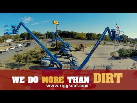 Cat® Equipment Rentals in Arkansas - Equipment For Rent
