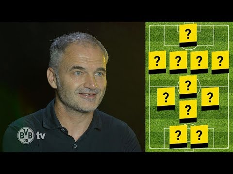 'My Dream Team' | Stéphane Chapuisat's BVB Legends Line-Up