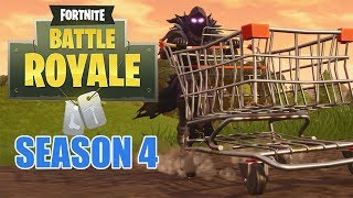 Hunting for Victory Royale! - Fortnite Battle Royale Gameplay - Xbox One X - Solo