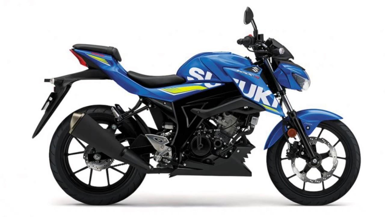 Suzuki Gixxer bike 2018 | Suzuki Gixxer sf new model 2018 - YouTube
