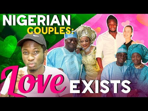 Top 5 Nigerian couples proving love does exist in this world