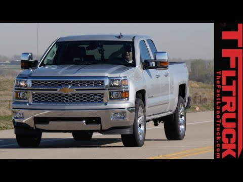 2017 Chevy Silverado 6 2l V8 Is It The Fastest