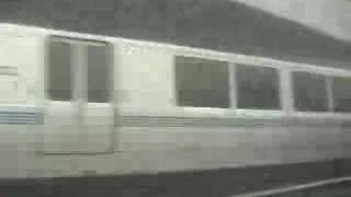 BART South San Francisco California Bay Area Rapid Transit