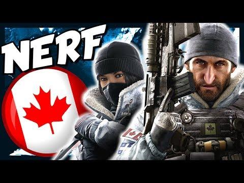 Nerf Canadians  - Rainbow Six: Siege Para Bellum Gameplay