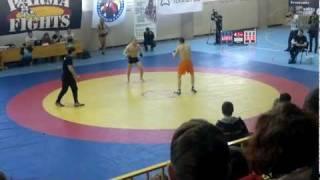 Parma Fights II: INITIATION (Oleg Kulik vs Vyacheslav Sorov)
