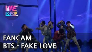 [FOCUSED] BTS - Fake Love [Music Bank / 2018.06.08]