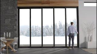 Pella Scenescape Multi-Slide Patio Door