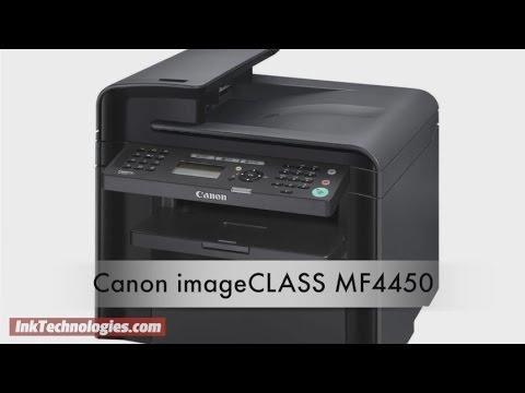 CANON IMAGECLASS MF4450 SCANNER DRIVER DOWNLOAD