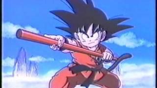 Dragon Ball Movie 01 OP - Makafushigi Adventure! (Harmony Gold English Dub, Unknown Singer)