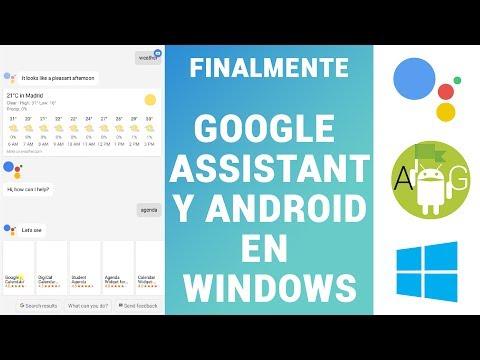 Instalar Google Assistant