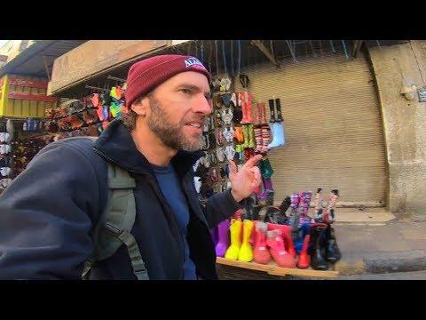 Amman, Jordan: Exploring a Vibrant Shopping Street