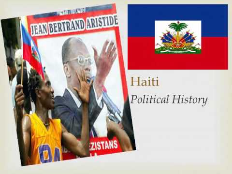 Haiti- The History of a Developing World