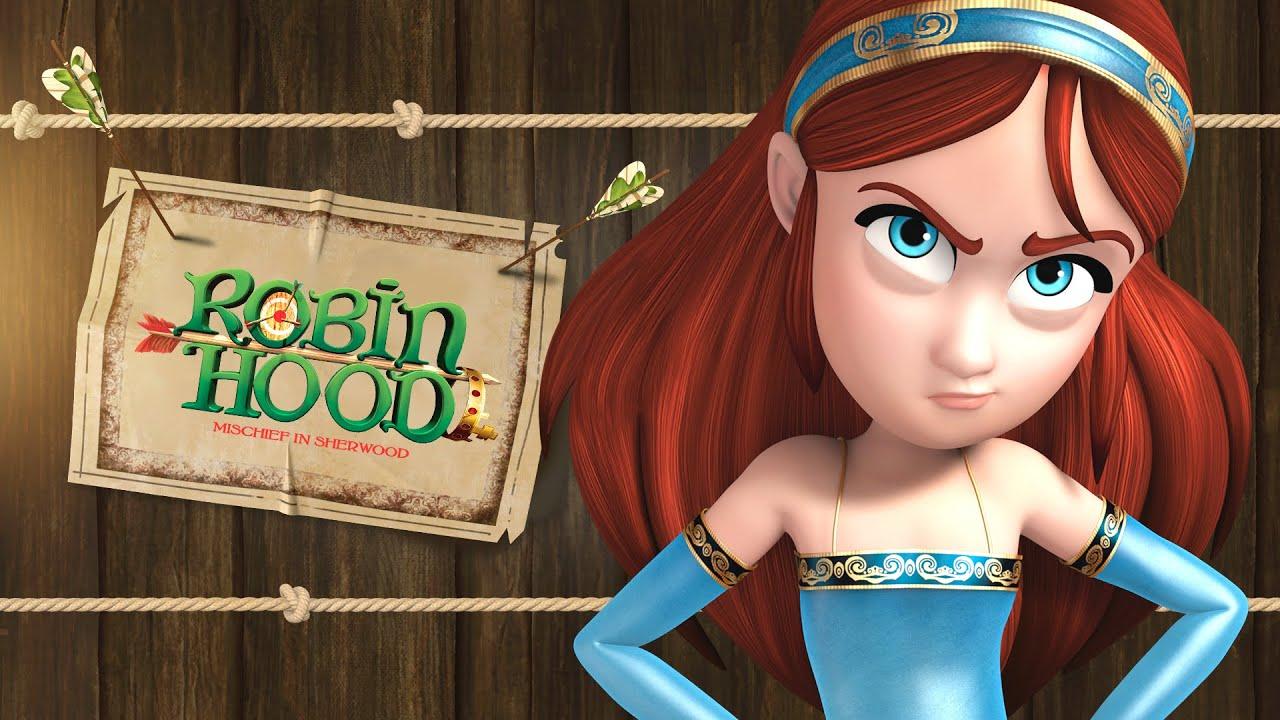 Download ROBIN HOOD 🏹 MARIAN - Compilation 👑 Season 2
